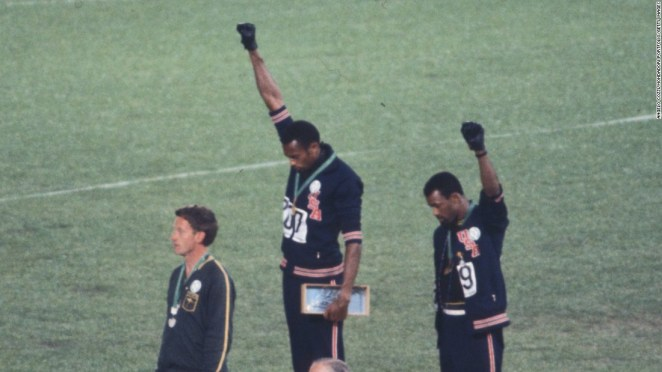 Image result for John Carlos