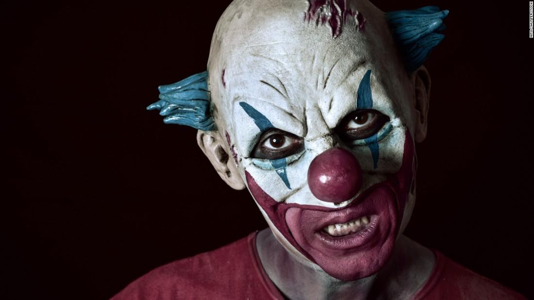 creepy clown craze sweeps