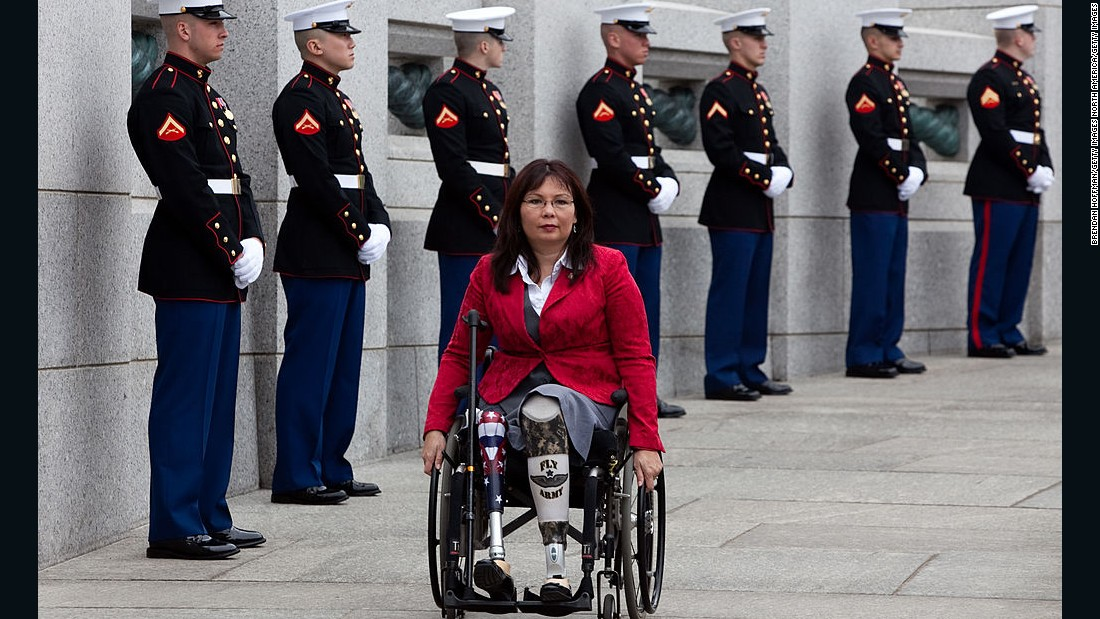 Image result for photos of sen duckworth