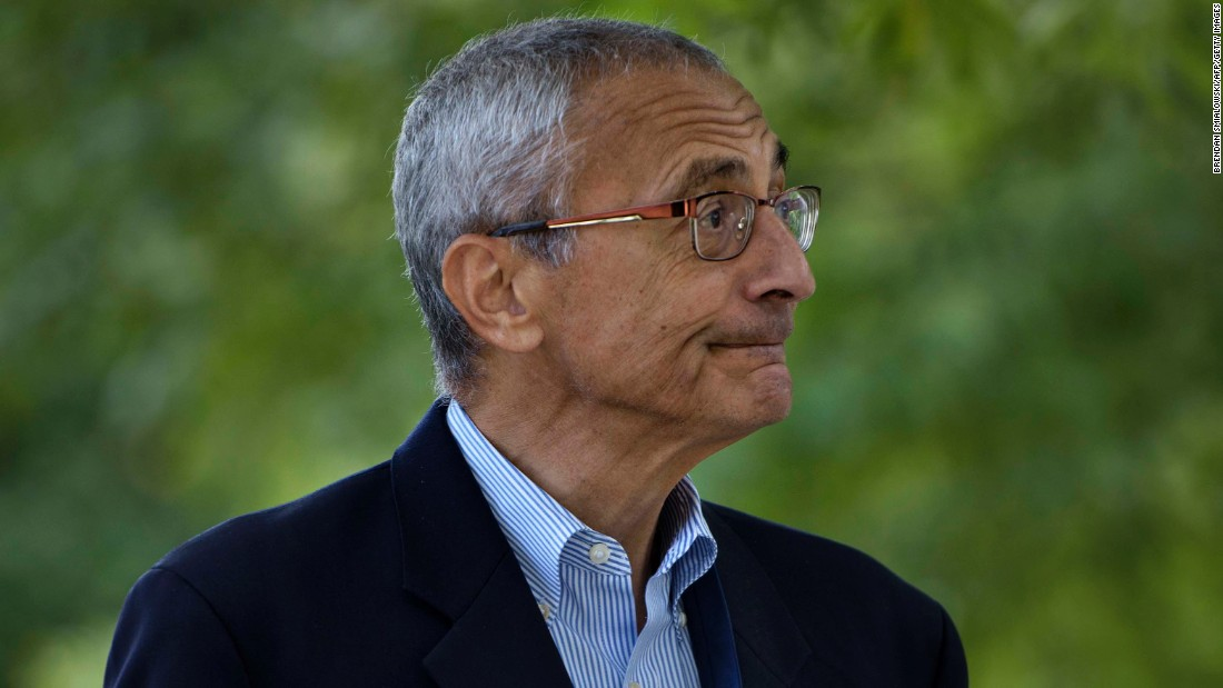 House intel panel plans to interview John Podesta