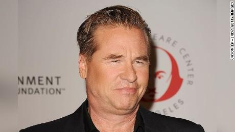 Val Kilmer excited for 'Top Gun 2'