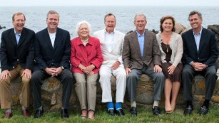 Bush family mourns beloved patriarch