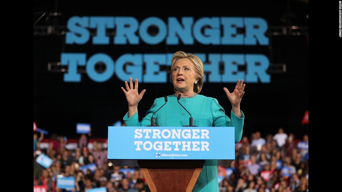 hillary clinton fast facts