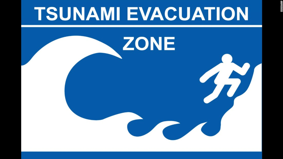 What to do if a tsunami strikes  CNN
