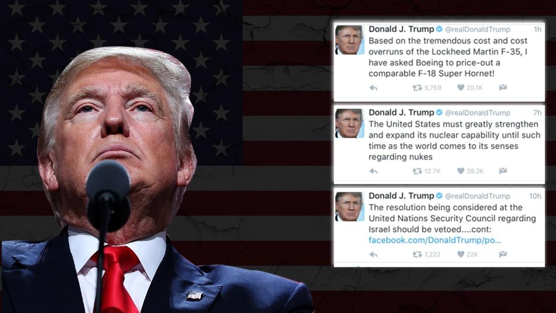 The last 24 hours of Donald Trump  CNNPolitics