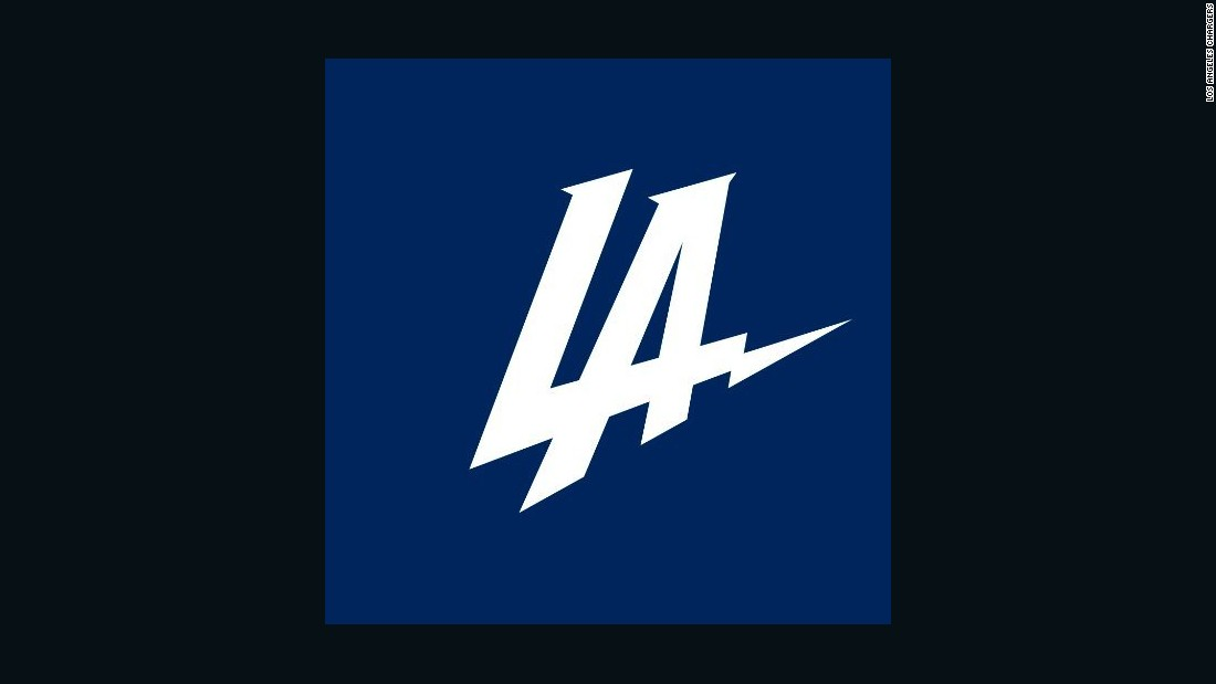 new chargers logo electric