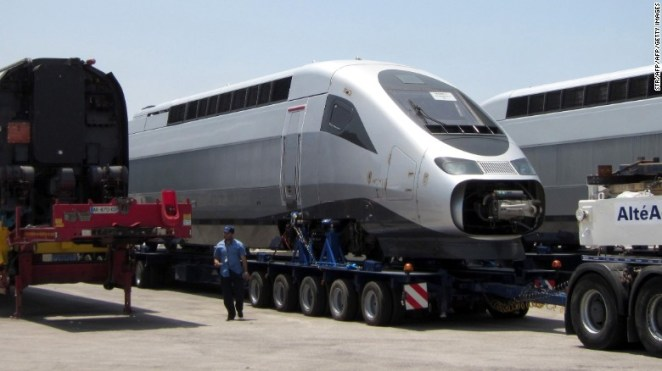 Image result for fastest train in morocco