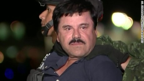 Chasing 'El Chapo': Prison breaks, hideaways and life on the lam