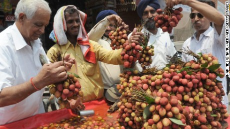 Killer fruit? Lychee cause of mysterious disease that plagued Indian town