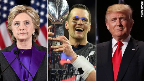 Patriots Super Bowl comeback echoes 2016 race: 'Hillary lost all over again'