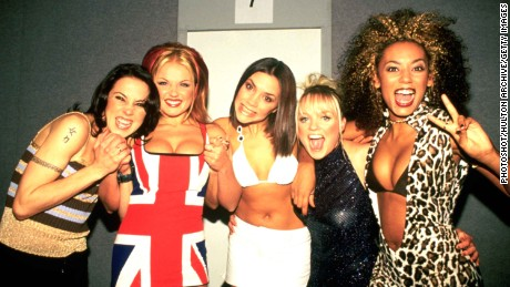 Catching up with the Spice Girls