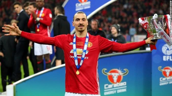 Copa90: Zlatan is the baddest man in football