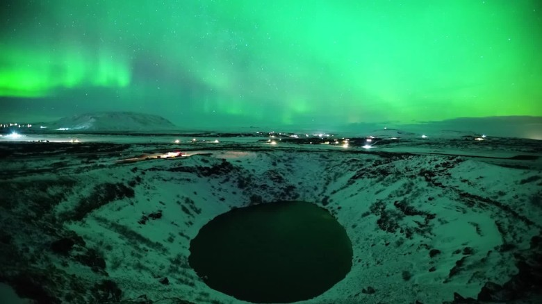 Northern Lights Iceland March 2017