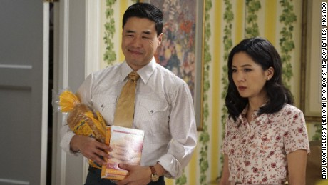 Constance Wu plays Jessica Huang in ABC's Fresh off the Boat