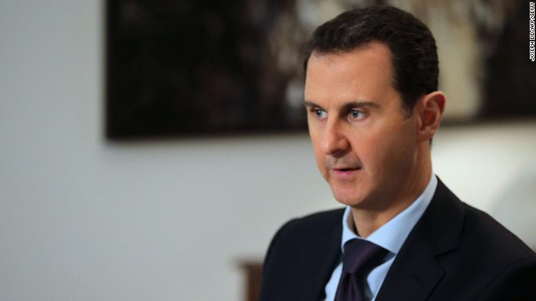 Syrian President Bashar al-Assad needs to leave before any peace deal in Syria, opposition leaders say.
