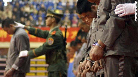 China's Deadly Secret: More Executions Than All Other Countries Combined