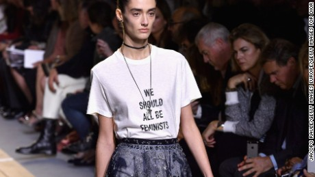 Dior's new leading woman on uniting feminism and high fashion