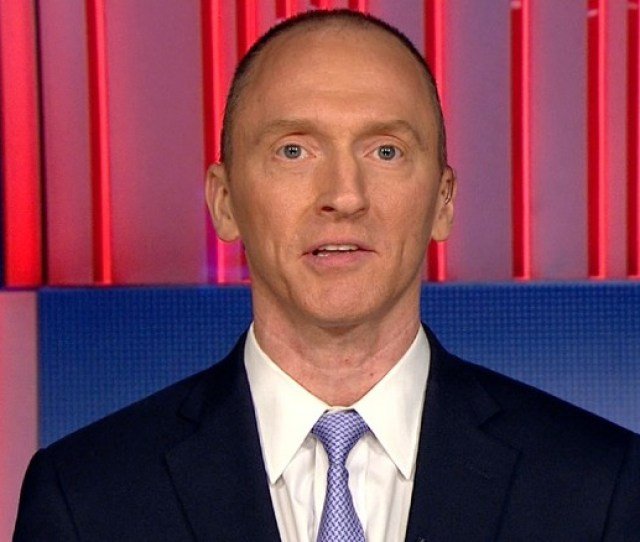 Carter Page Washington Post Report A Joke