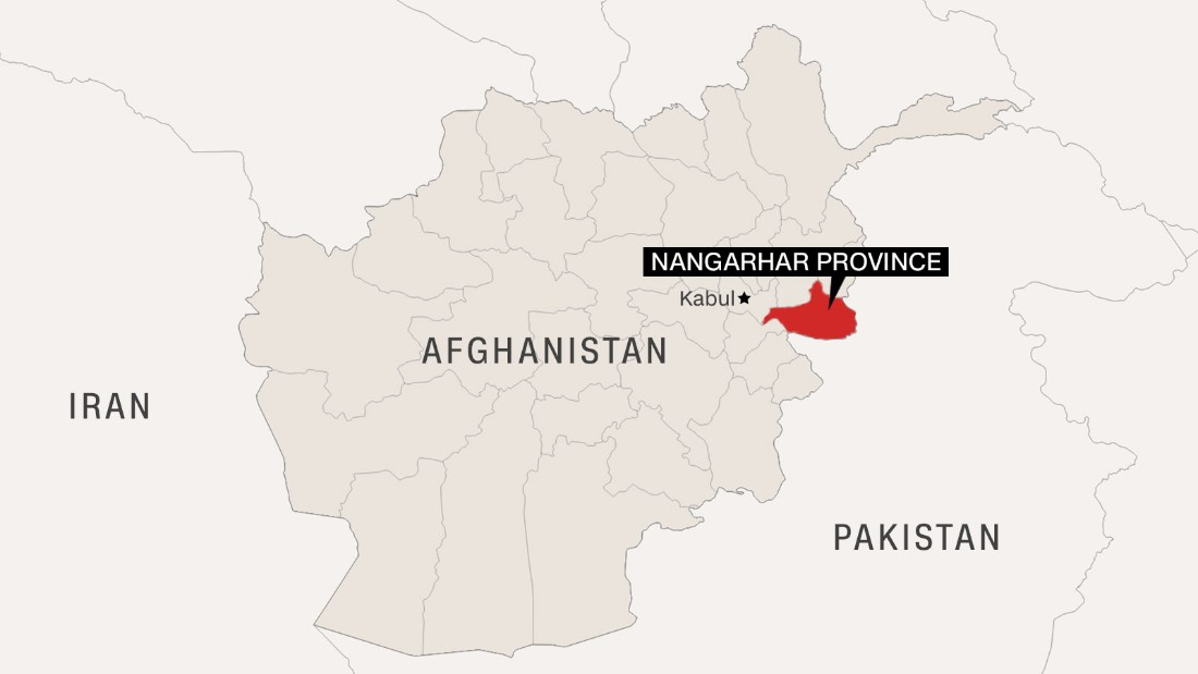 Image result for Nangarhar, afghanistan, map