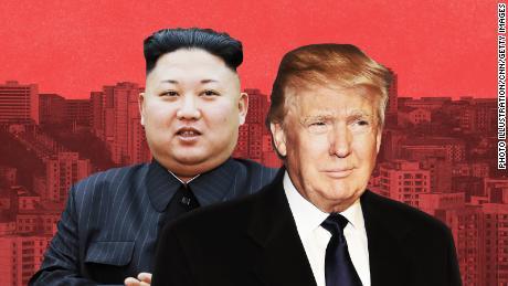 Trump and Kim Jong Un's ups and downs