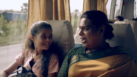 Indian ad with transgender mom stirs debate -- and tears