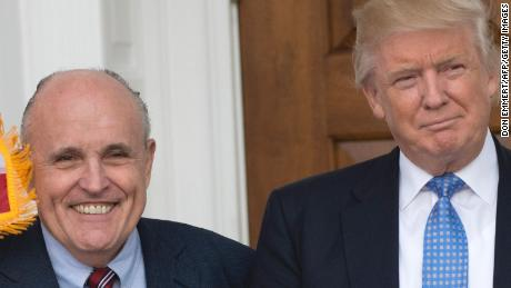 WSJ: Giuliani says Trump shouldn't talk to Mueller before getting information on FBI source