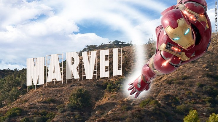 The Marvel model for success