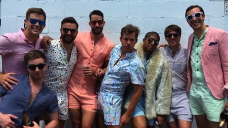 Why everyone is talking about male rompers - CNN
