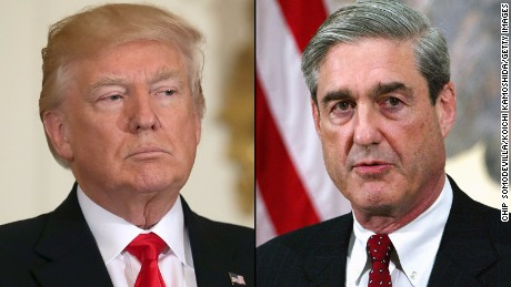 Trump and supporters downplay significance of Mueller's statement