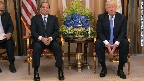 US releases $195M in military aid to Egypt that was previously withheld over human rights concerns