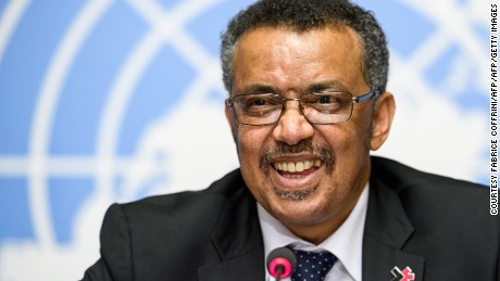 The former Ethiopian government minister has many influential friends and supporters.