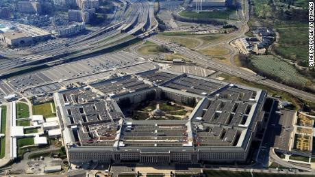 Ban on drafting the Pentagon to display the Confederate flag on the bases