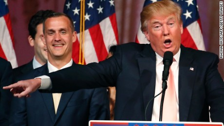 Corey Lewandowski just became the sneering, sarcastic face of the family separation crisis
