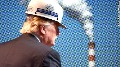 Ex-EPA chief: Trump will pollute your air and make you pay for it