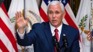 Why some evangelicals don't want Vice President Pence to speak at their meeting