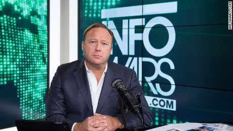 Six other families of Sandy Hook sue the broadcaster Alex Jones