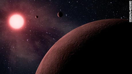 NASA's Kepler space telescope team has identified 219 new planet candidates, 10 of which are near-Earth size and in the habitable zone of their star.