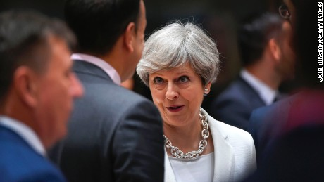 Theresa May's final Brexit hurdle looks a near impossible leap