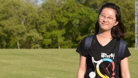 Обвинители говорят, что Брендт Кристенсен убил китайского студента колледжа. Его адвокат согласился.