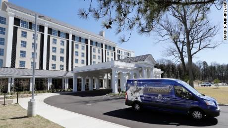 Legionnaires disease sickens 9 at Graceland hotel
