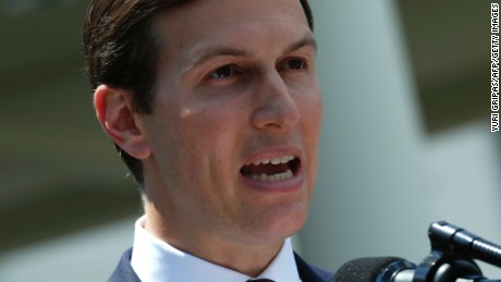 Background check chief has 'never seen' mistakes and omissions at level of Jared Kushner forms
