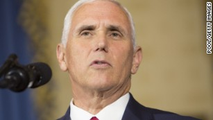 Mike Pence: Parkland shooting is 'every parent's worst nightmare'