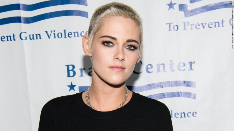"Actress Kristen Stewart referred to herself as ""so gay"" during her monologue when she hosted ""Saturday Night Live"" in February. In August she opened up more about her sexuality<a href=""http://www.harpersbazaar.co.uk/fashion/fashion-news/longform/a43015/kristen-stewart-september-issue-cover/"" target=""_blank""> in an interview with Harper's Bazaar U.K.</a>"