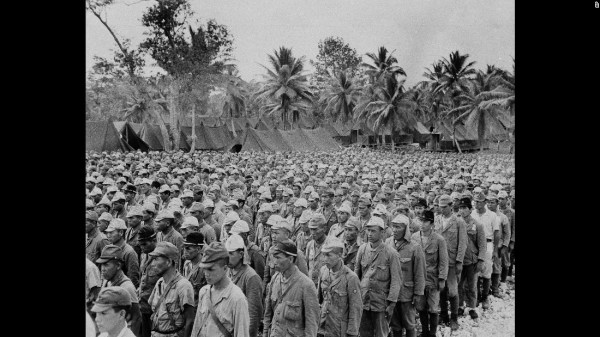 A look at Guam during World War II