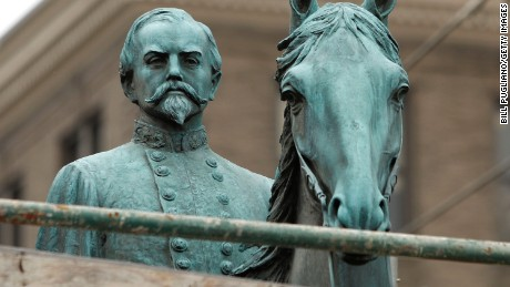 Here are the Confederate memorials that will be removed after Charlottesville