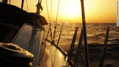 'Weathered but wiser' — Around-the-world sailors learn hard lessons
