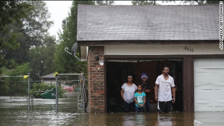 Millions more US homes are at risk of flooding than previously known, new analysis shows