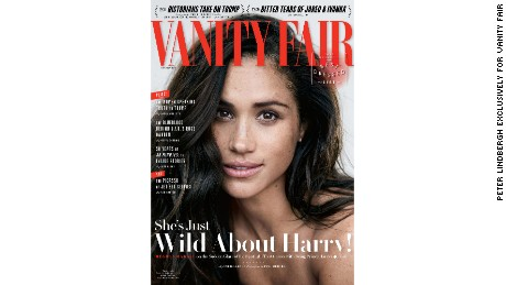 Meghan Markle on Prince Harry: 'This is our time'