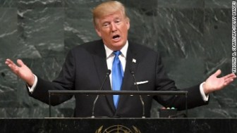 Image result for Trump At U.N