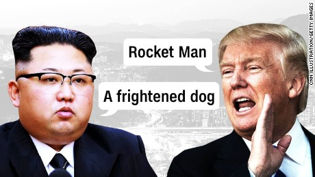 All the times President Trump has insulted North Korea